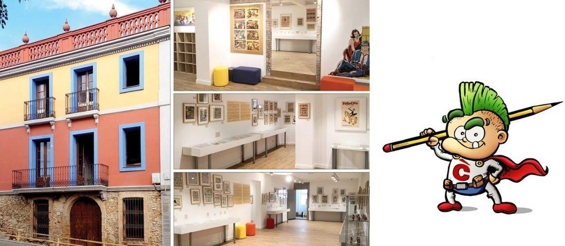 Museu del còmic i la il·lustració